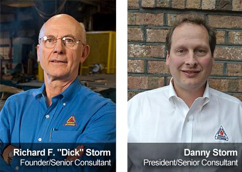 Dick Storm, Danny Storm