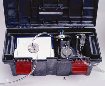gas sampling conditioner kit