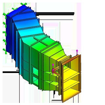Air flow measurement